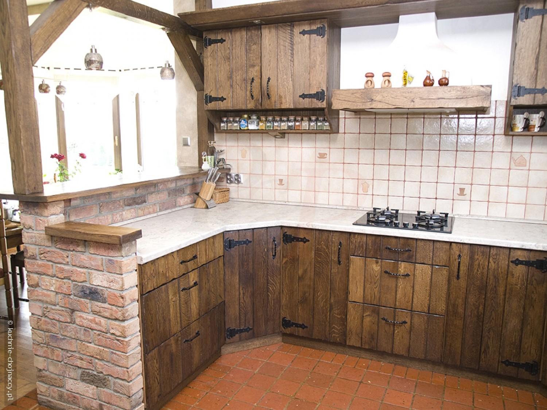 kuchnia wiejska kuchnie chojnaccy meble kuchenne