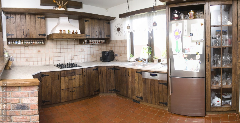Kuchnia wiejska  Kuchnie Chojnaccy  Meble kuchenne  Rustykalne, tradycyjne   -> Kuchnia Meble Rustykalne